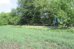Stavba trati směr Výrovna