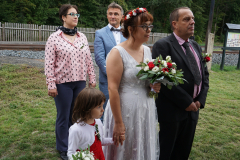 Svatba na krd 2019
